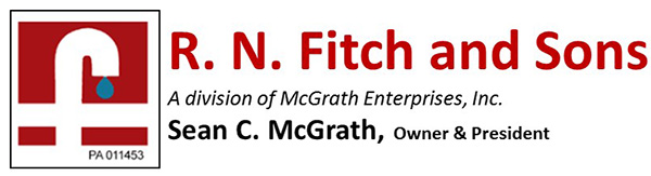 RN Fitch and Sons | Plumbing, Heating, Water Services Dallas PA 18612